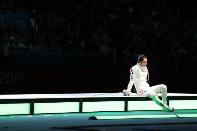 Shin a Lam: Fencing Controversy Exposes Embarrassing Olympic Flaws
