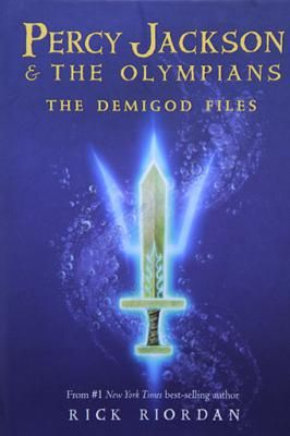 Percy Jackson & The Olympians: The Demigod Files! How do you handle an encounter with Medusa on the New Jersey interstate? What's the best way to take down a minotaur? Become an expert on everything in Percy's world with this must-have guide to the #PercyJackson and the #Olympians series. Complete with interviews, #puzzles, games, and original short stories by Rick Riordan.