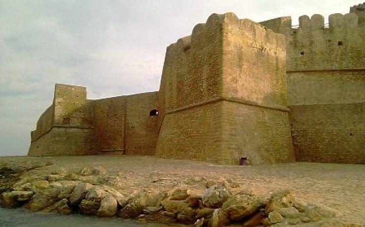 Le Castella, , province of Crotone , region of Calabria
