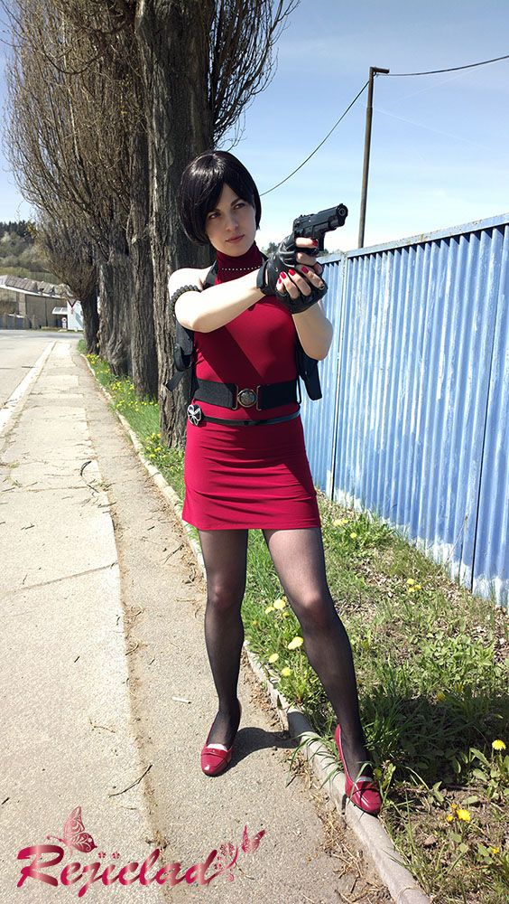 Ada Wong Resident Evil / Biohazard 4 The Mercenaries cosplay I by Rejiclad.deviantart.com on @DeviantArt