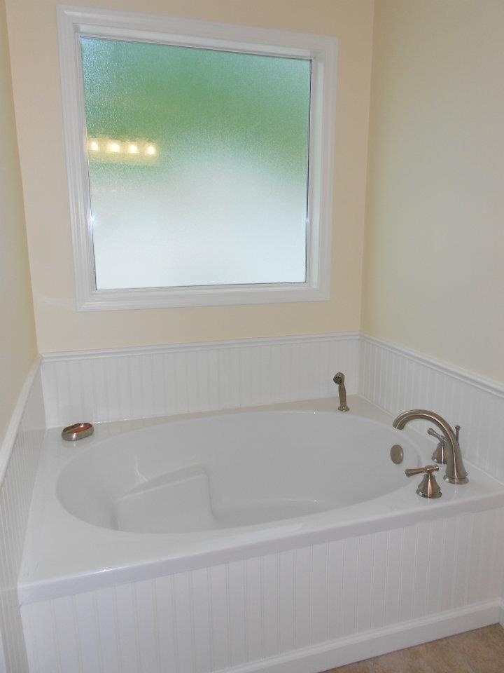 Beadboard Around Bathtub Our Happy Home Pinterest
