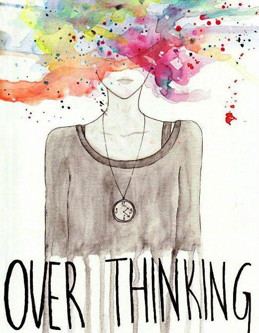 Τρόποι Για Να Σταματήσεις Να Σκέφτεσαι Υπερβολικά Πολύ | Misswebbie.gr