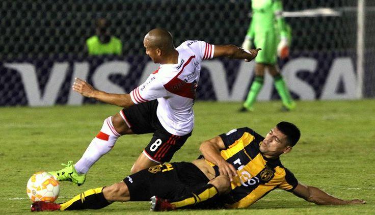 Guarani vs River Plate en vivo 04 julio 2017 - Ver partido Guarani vs River Plate en vivo 04 de julio del 2017 por la Copa Libertadores. Resultados horarios canales de tv que transmiten en tu país.