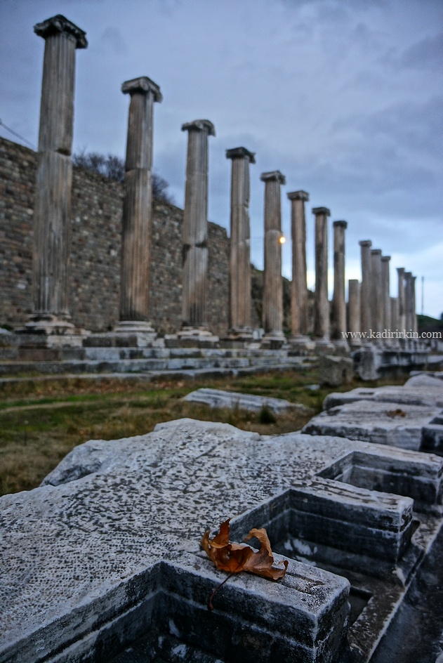 Pergamon,Bergama,Turkey
