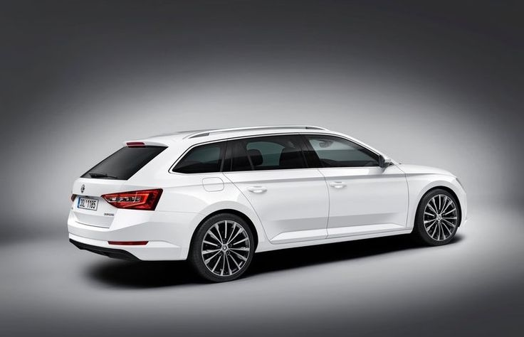 2016 Skoda Superb Combi reviews and specifications