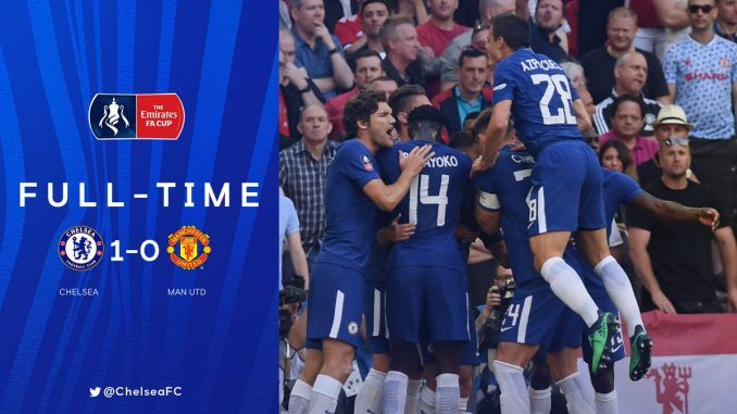 Download Video Chelsea Vs Manchester United 1 0 Highlights Goals Chelsea Versus Manchester United 1 0 Highlights Download 19 May 2018 F A Cup Final Mourin