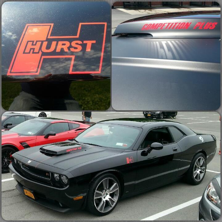2010 Hurst Competition Plus