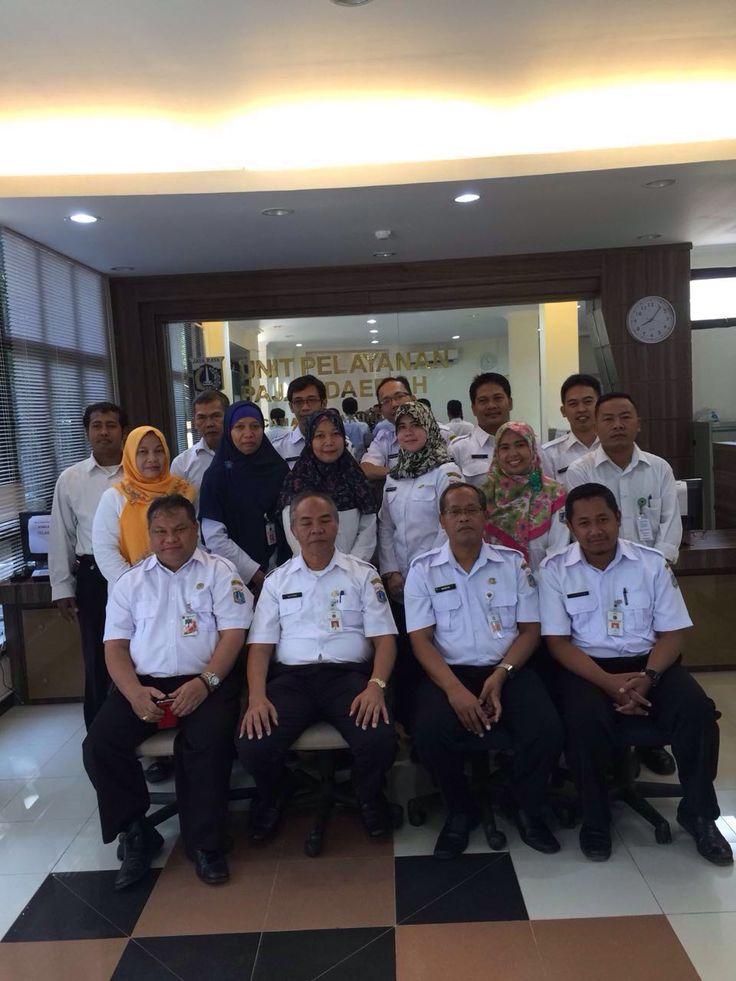 Jajaran UPPD Cakung