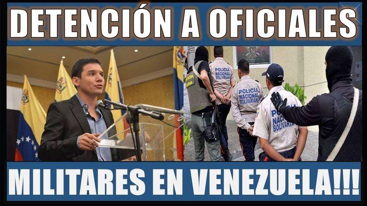 NOTICIAS VENEZUELA 7 MARZO 2018||DETENCIONES A OFICIALES MILITARES!! #JULIO CESAR RIVAS