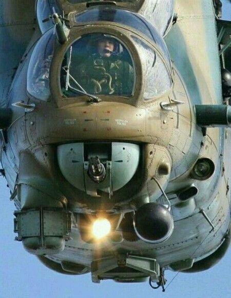 ♚༺S༻♚ Mi-24 Hind