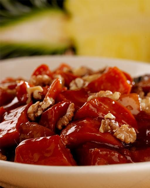 My Happy Dish: Slow Cooker Candied Sweet Potatoes by David Venable