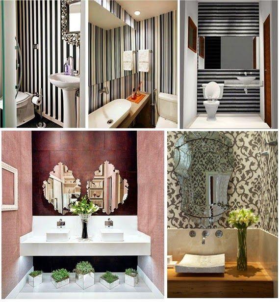 decorar banheiro pequeno gastando pouco: Para Banheiro on Pinterest