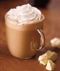 White Chocolate Mocha Latte - Starbucks Restaurant Copycat Recipe