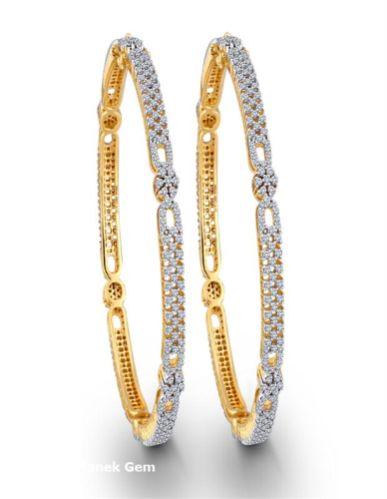 Dazzling Diamond Bangle | diamonds4you.com. A dazzling design inspired by…
