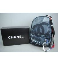 Chanel Backpack Graffiti Sırt Çantası Modelleri
