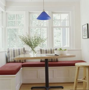 how to build a banquette booth