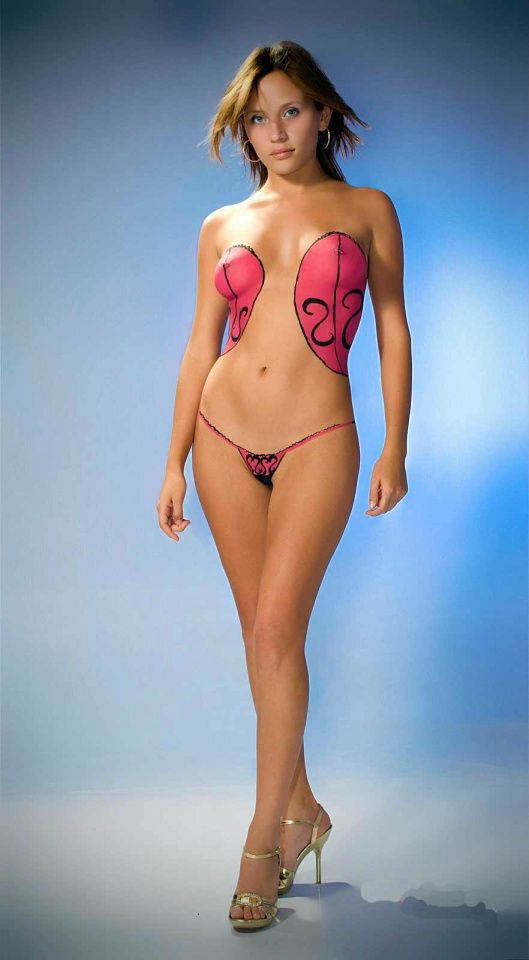 17 best images about body painting on pinterest sexy for Best body paint pics