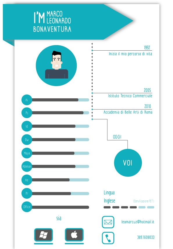 Want to have your own infographic resume? Go to http://styleresumes.com!