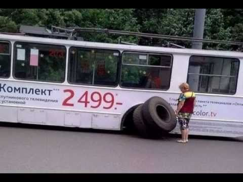 This can happen only in Russia! (PHOTO)
