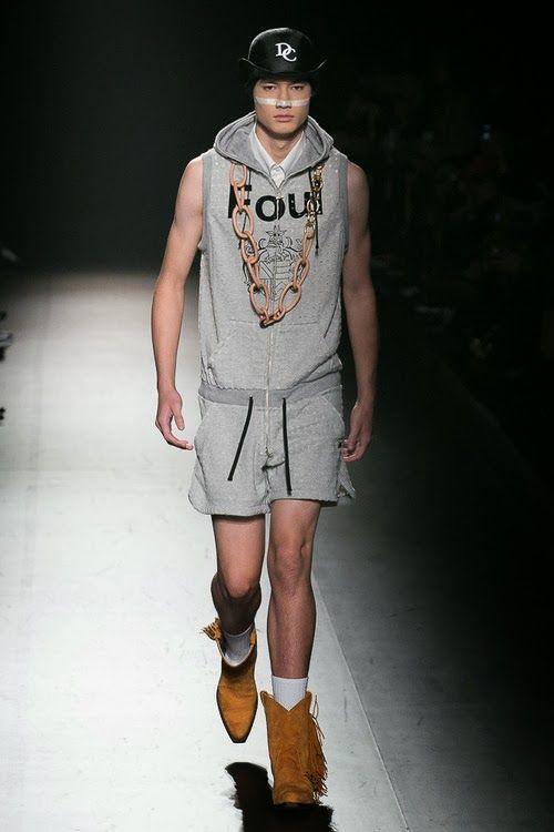 Male Fashion Trends: Dresscamp Spring/Summer 2014 - Mercedes-Benz Fashion Week Tokyo #MBFWT