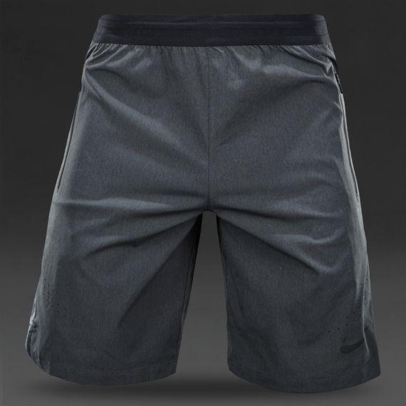 Short Nike Strike X Woven - Noir/ Anthracite