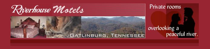 Riverhouse Motor Lodge downtown Gatlinburg Tennessee motel offers affordable Gatlinburg accommodations with the convenience of a great locat. Our favorite motel in Gatlinburg!!