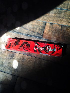 Dragons Blood Incense: For power, good luck, invocations, and pact-making.