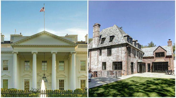 INFOGRAPHIE - Le futur ex-président des États-Unis, qui cède sa place à Donald Trump ce vendredi, va s'installer dans un quartier chic de Washington, pas très loin de la Maison-Blanche. L'occasion de comparer les deux résidences. Visites guidées.