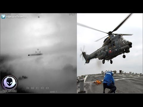 """ASTONISHING"" UFO Clip Released By Chilean Navy! 1/6/17 https://youtu.be/5IsxvOcUCR0 via @YouTube"