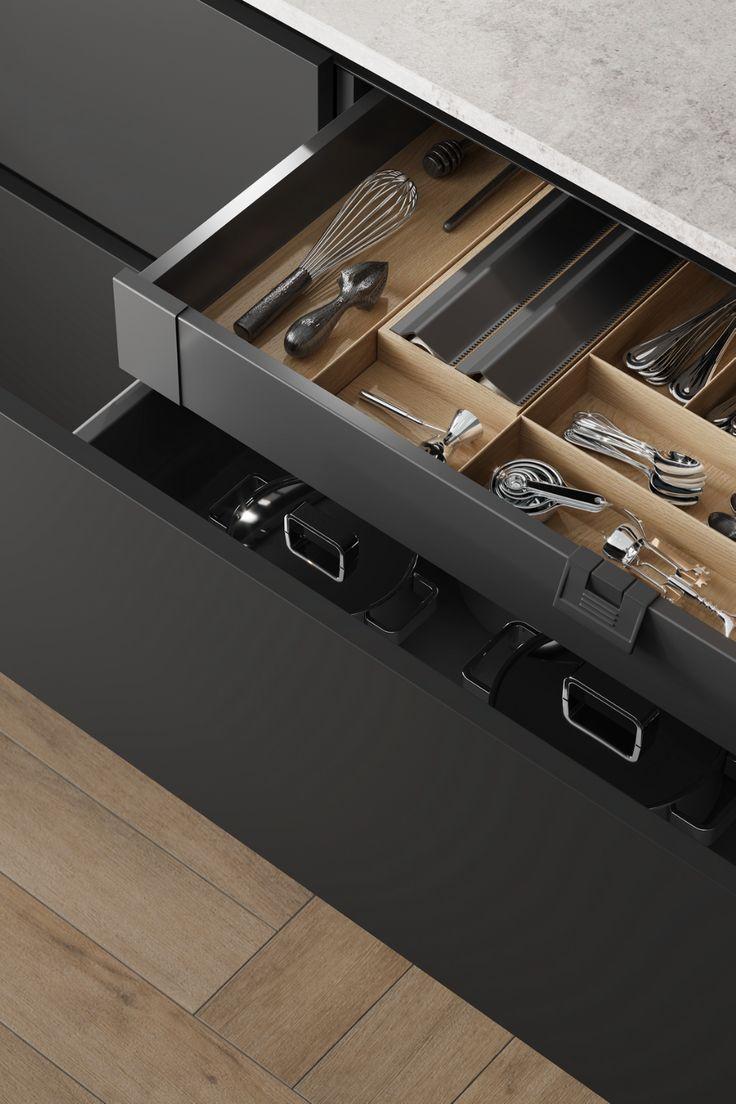 Kitchen Storage in 9   Kitchen storage, Kitchen fittings ...