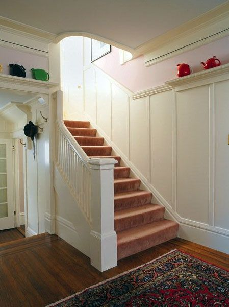 13 best images about arts and crafts stairwells on pinterest - Arts and crafts home interior design ...