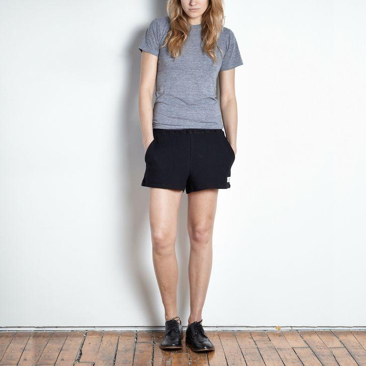 VeerNYC in our Roamer Shorts #StrayMutt