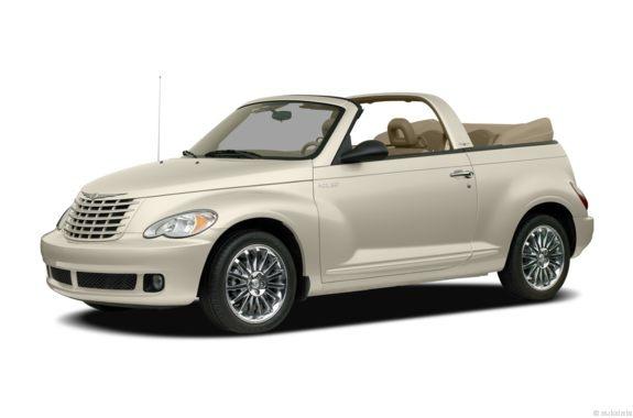Octoberschild's 2008 Chrysler PT Cruiser Convertible