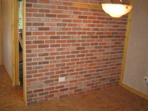 how to build a brick veneer wall