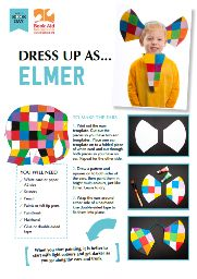 Elmer dress up