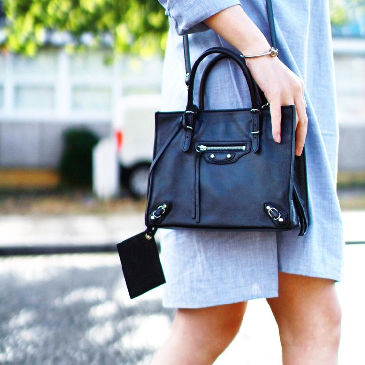 Dress - Warehouse Bag - Balenciaga Mini Papier