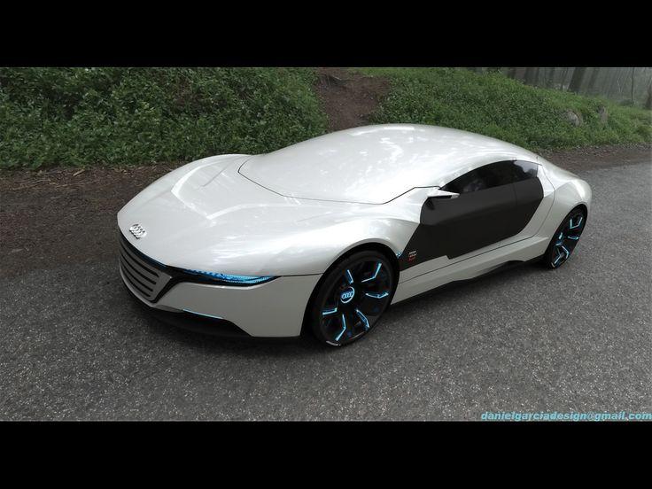 Audi A9 Concept: Amazing Cars, A9 Concept, Audi Concept, Daniel Garcia, Color, Audi A9, Future Cars, Concept Cars, Dreams Cars
