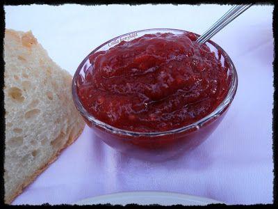Csilla konyhája, mert enni jó!: Fahéjas- almás szilvalekvár diabetikus és hagyományos változatban