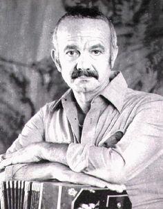 Astor Piazzola, musico y bandoneonista de Buenos Aires.