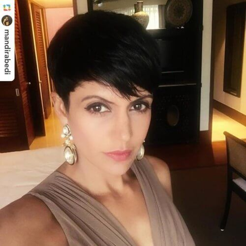 63 Best Short Indian Hairstyles Images On Pinterest  Bob -9938
