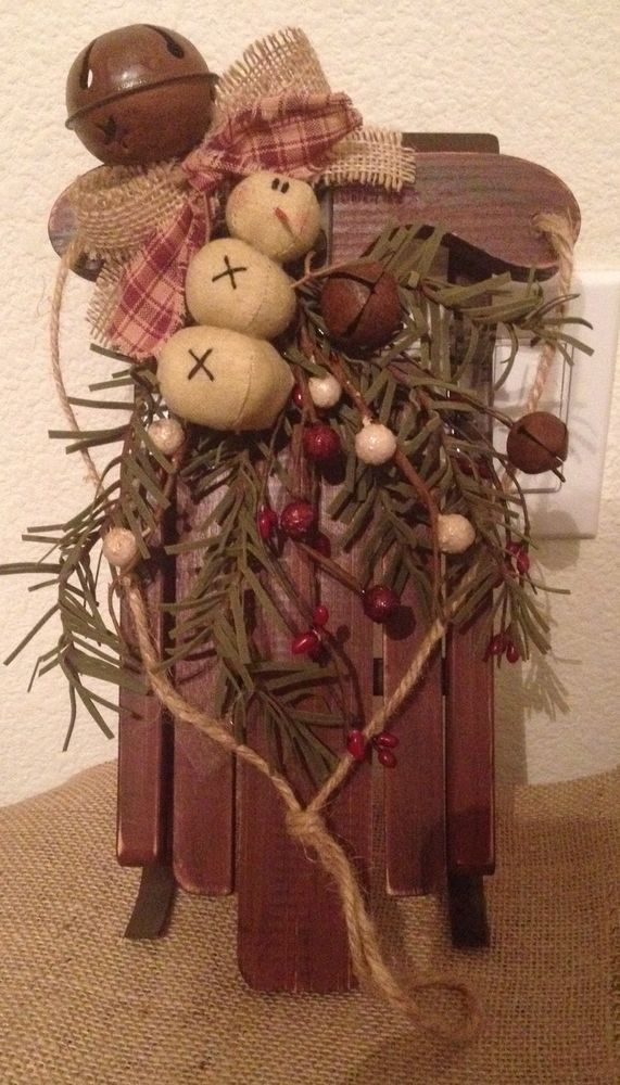 sled craft ideas 17 best ideas about primitive decorating on 2945