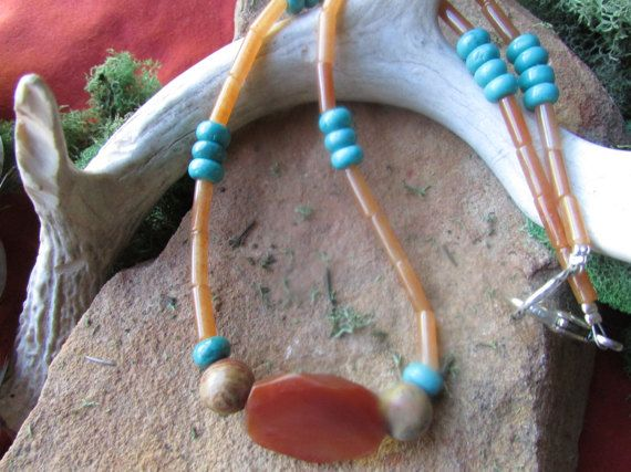 Handcrafted southwestern turquoise and by canyonviewjewelry