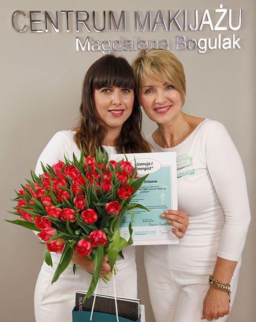 Emilia Żelazny ukończyła szkolenie Licencja I Long-Time-Liner.