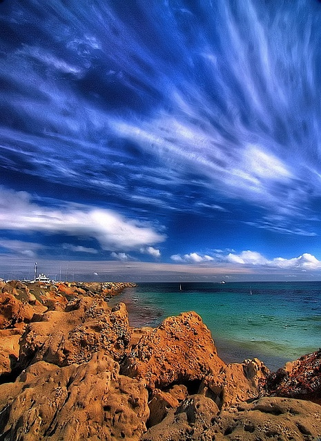 Fremantle Skies by dcsuave, via Flickr