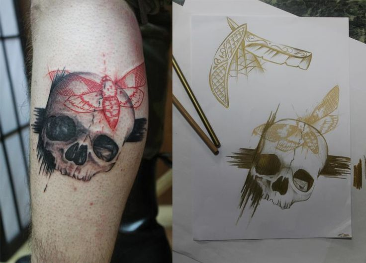 Zdjęcie 4 z galerii Niesamowite tatuaże 3D - Antyradio.pl