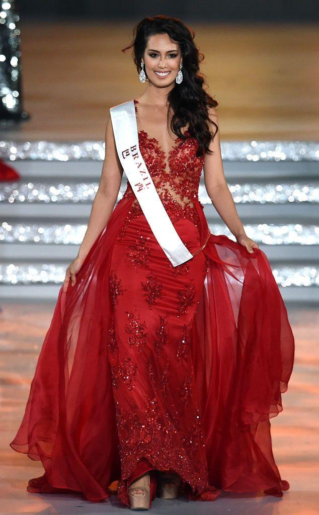 Miss World Brazil, Semi-Finalist from Miss World 2015 Winner & Other Contestants