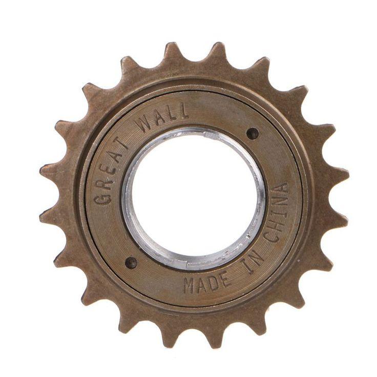New BMX Bike Bicycle 16/18/20/22/24T Tooth Single Speed Freewheel Sprocket