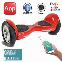[ $19 OFF ] App 10 Inch Hoverboard With Bluetooth Two Wheels Skateboard 700W Suv Overboard Smart Balance Scooter Electric Patinete Electrico