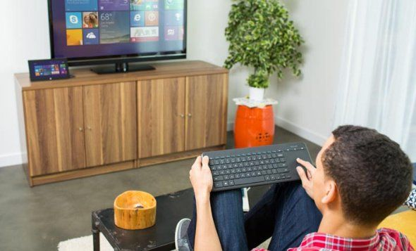 [casasbahia/pontofrio]Teclado Microsoft All-in-One Media Wireless-R$ 150,6 ou 2x R$ 75,48
