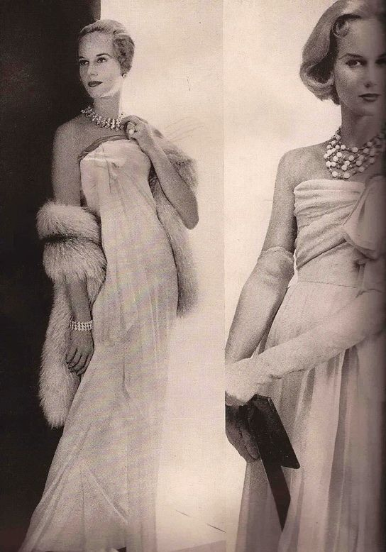 Vogue September 1956